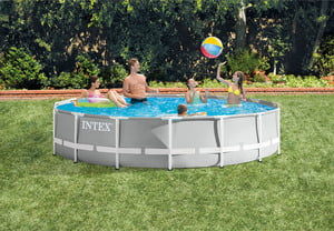Intex Pool Round Prism Frame Set 15ft (457X122) - 26726