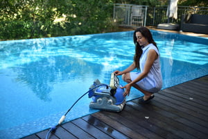 Dolphin M500 CB Automatic Pool Cleaner - DL99991083-FR