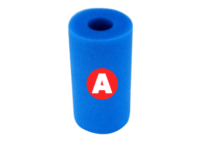 Type A Filter Foam Sponge Replacement