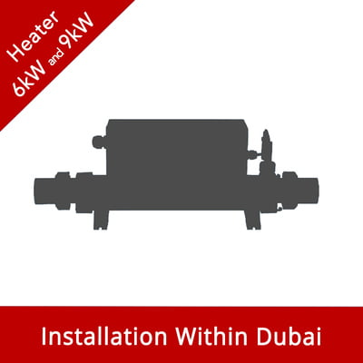Intex Pool Heater Installation Service - Within Dubai (6kW and 9kW)