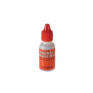 Reagent Phenol Red Solution Manual pH Testing Drops